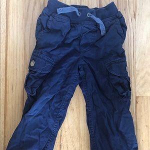 Like new blue lines cargo pants
